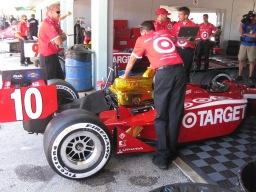 IndyCar engine honda