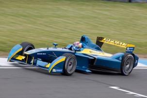 Renault eDAMS Formula E Buemi