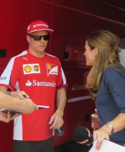 Kimi Raikkonen F1 Ferrari