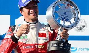 Piquet Jr is the defending Formula E champion & former F1 driver.