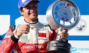 Piquet Jr is the defending Formula E champion & former F1 driver.