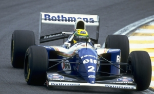 Ayrton Senna - Williams, 1994
