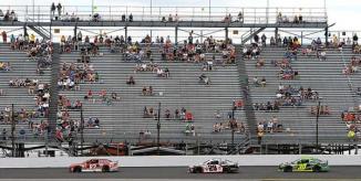 NASCAR Brickyard 400 Indianapolis Motor Speedway IndyCar