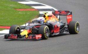 Red Bull F1 Max Verstappen