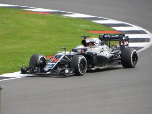 Alonso F1 McLaren Honda