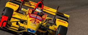 Hunter-Reay Andretti Autosport IndyCar