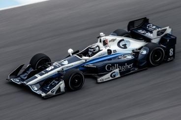 Max Chilton IndyCar Ganassi