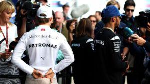 Hamilton Rosberg F1 Mercedes