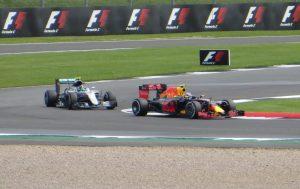 Rosberg Mercedes Ricciardo Red Bull F1