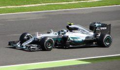 Mercedes F1 AMG Nico Rosberg