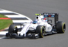 Bottas Williams Racing