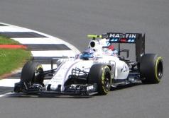 Bottas Williams Racing
