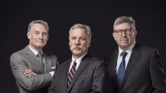 Chase Carey Ross Brawn Liberty Media F1