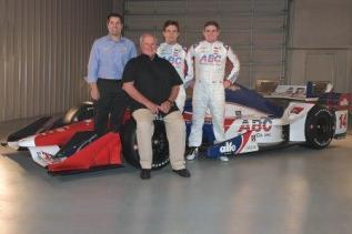 Foty Chevy Munoz Daly IndyCar