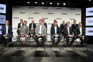 NASCAR launches Monster Energy Cup format