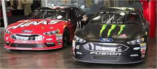 Ford Fusion Nascar IndyCar