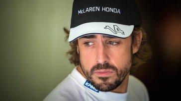 Fernando Alonso F1 Mclaren Honda