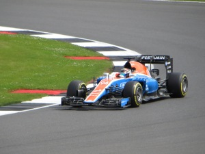 Werhlein Manor Mercedes F1
