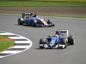 Werhlein Nasr Sauber Manor F1