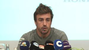 Fernando Alonso Indy 500 announcement