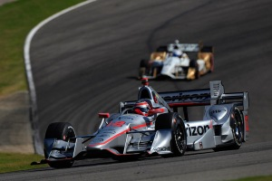 Will Power IndyCar Penske Barber Motorsports Park