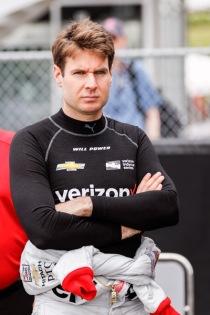 Will Power Team Penske IndyCar