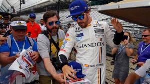 Fernando Alonso IndyCar Indy fans