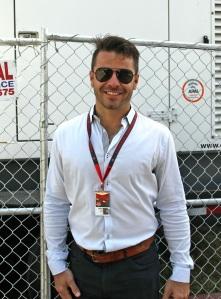 Oriol Servia Indy 500 Honda IndyCar