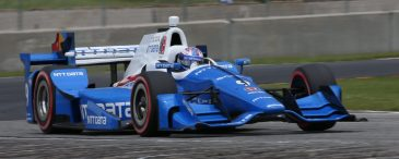 IndyCar Scott Dixon Road America Iowa Corn