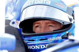 Scott dixon Indycar chip ganassi racing