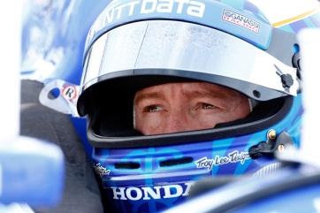 Scott dixon Indycar chip ganassi racing