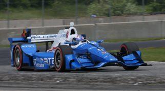 Scott Dixon IndyCar Ganassi Honda