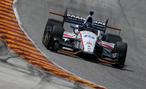 Ed Jones Dale Coyne IndyCar Road America