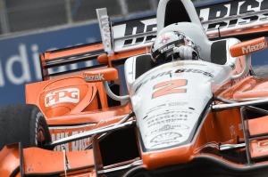 Josef Newgarden Penske Chevrolet IndyCar