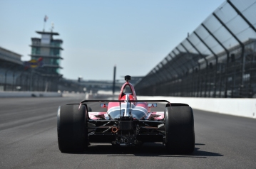 IndyCar 2018 concept rear