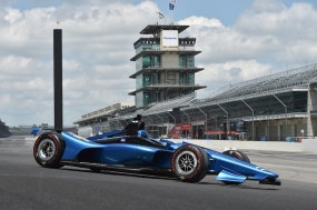 IndyCar 2018 Chevrolet IMS