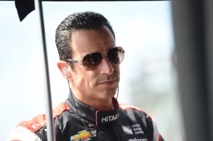 Helio Castroneves IndyCar Team Penske Chevrolet