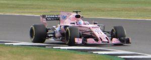 Esteban Ocon Force India F1 2017