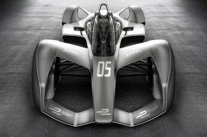 Formula E 2018 car