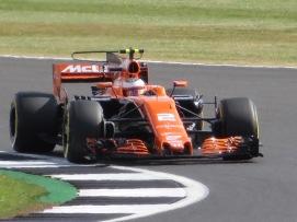 Vandorne McLaren Honda F1