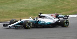 Lewis Hamilton Mercedes F1 AMG