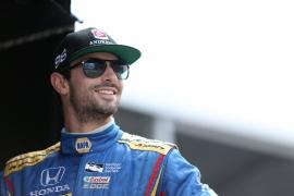 Alexander Rossi IndyCar
