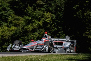 Will Power Team Penske Chevrolet IndyCar Mid-Ohio