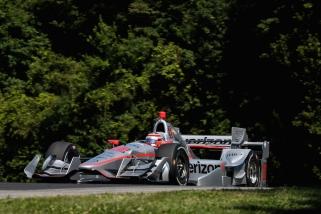 Will Power Team Penske Chevrolet IndyCar Mid-Ohio