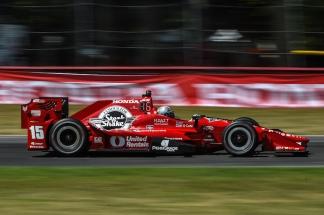 Graham Rahal RLL Racing Honda IndyCar