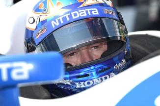 Scott Dixon IndyCar Toronto 2017 Honda