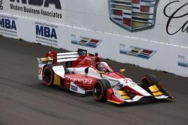 Marco Andretti Andretti Autosport Honda IndyCar