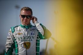 Ed Carpenter IndyCar Chevrolet