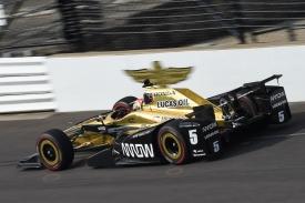 James Hinchcliffe Honda IndyCar Indy 500