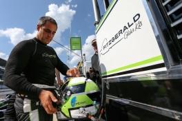 Juan Pablo Montoya Team Penske Chevrolet IndyCar Indy 500